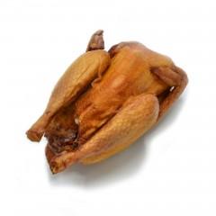 Găină afumată