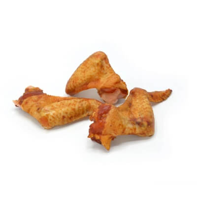 Ailes de poulet fumées